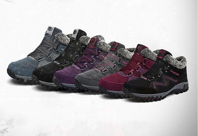 VANCAT Winter Boots With Fur