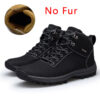 no fur black