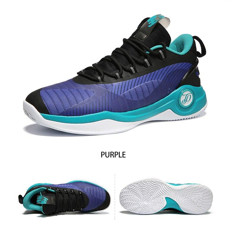 PEAK Sneaker Tony Parker Series Basketball Men Shoes P-MOTIVE Technology Rebound Comfortable Court Sneakers Walking Shoes