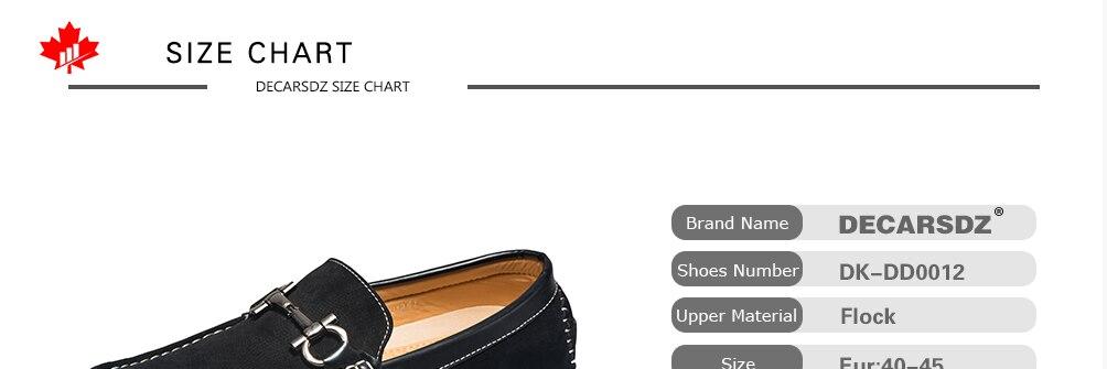 Decarsdz British Lazy Loafers